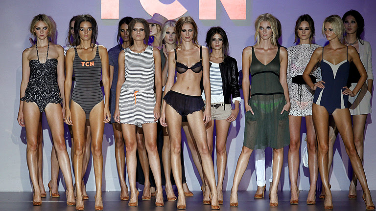 Fashion Week Madrid (Cibeles): Desfile de TCN