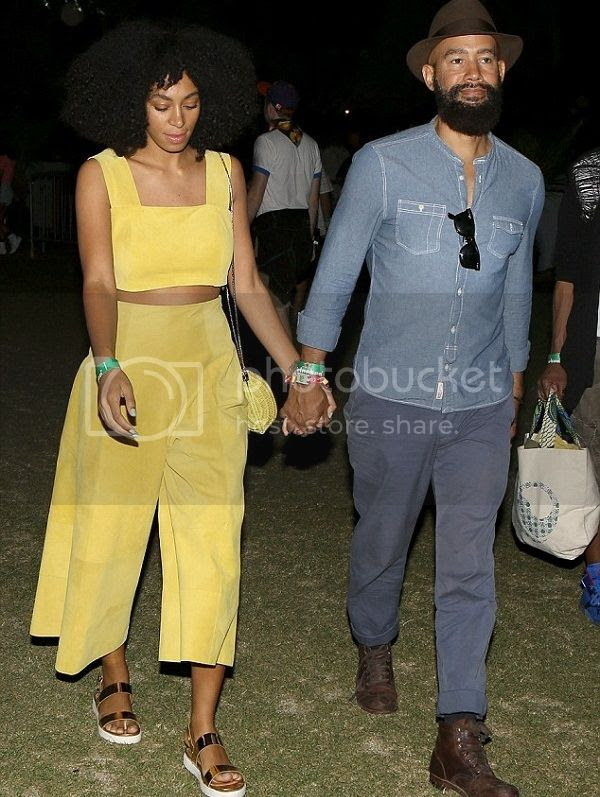 Solange reportedly engaged to 51-year-old Alan Ferguson...