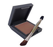 Joan Rivers Great Brow Day Fill-in Eyebrow Powder with Brush - A329593