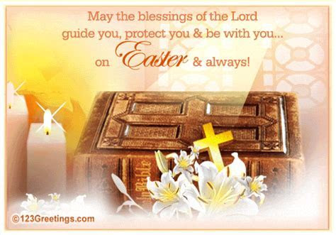Lord's Blessings Guide You  Free Religious eCards