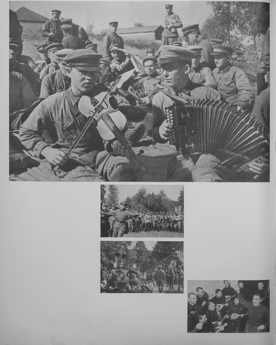 The Red Army in 1936, photo 42