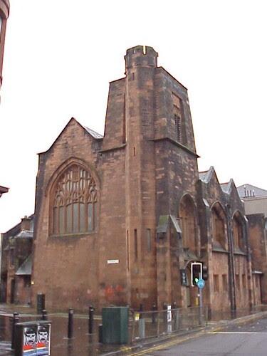 Mackintosh Church, Queen's Cross, Glasgow