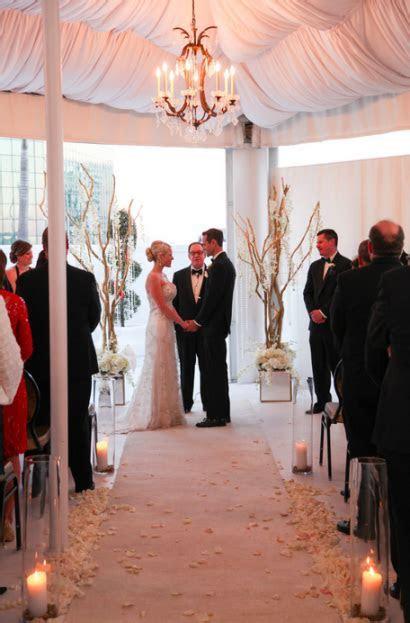 Grand Bohemian: Sarah and Steven's Sleek Modern Wedding