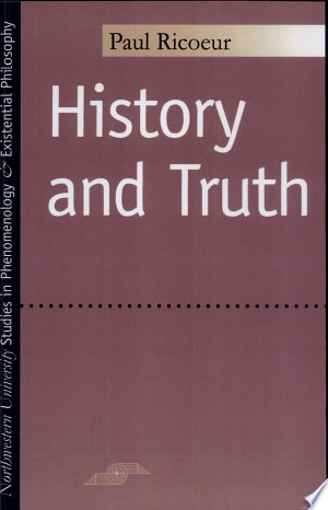 Read Online History and Truth PDF