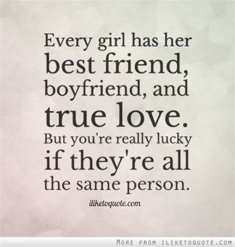 My Lover And Best Friend Quotes