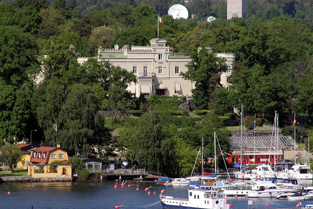 Italienska ambassaden i Stockholm Sweden.jpg