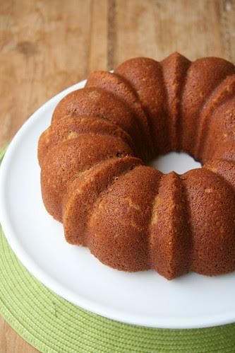 Mocha Walnut Marbled Bundt Cake - Tuesdays with Dorie