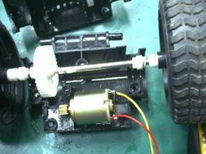 Động cơ điện và sửa chữa động cơ xe hơi đồ chơi