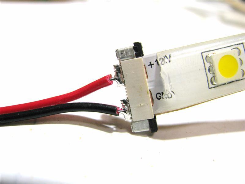 4 Wire Led Strip Wiring Diagram