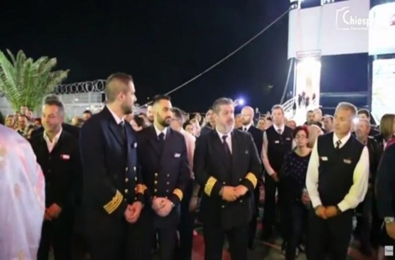 Μεγάλος μάγκας: Η πράξη καπετάνιου στον Επιτάφιο της Χίου που συγκλόνισε τον κόσμο! (Video)