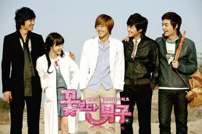 [Review K-Drama] Boys Before Flowers