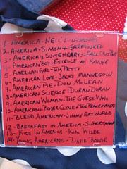 Patriotic Play List