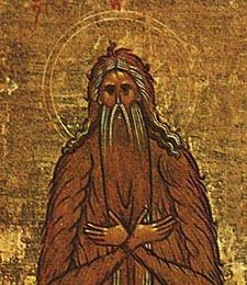 ST. MACARIUS of Alexandria