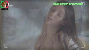 Heidi Berger sensual na serie Onde Está Elisa