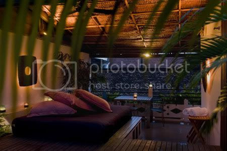 The One Hotel Angkor terrace 1