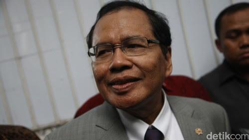 Jokowi Putuskan Proyek Masela Dibangun di Darat, Rizal Ramli: Saya Senang Sekali