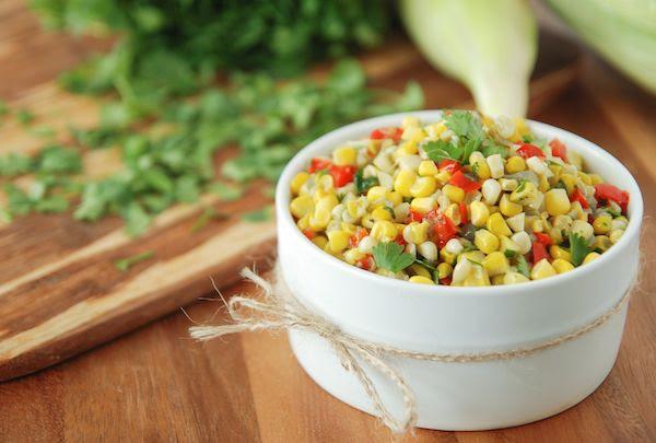 Cilantro Corn Confetti