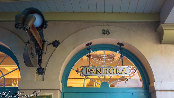 Disneyland Resort, Disneyland, New Orleans Square, Pandora, Jewelry, La Mascarade d'Orleans