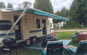 1994 Terry Trailer on site 248