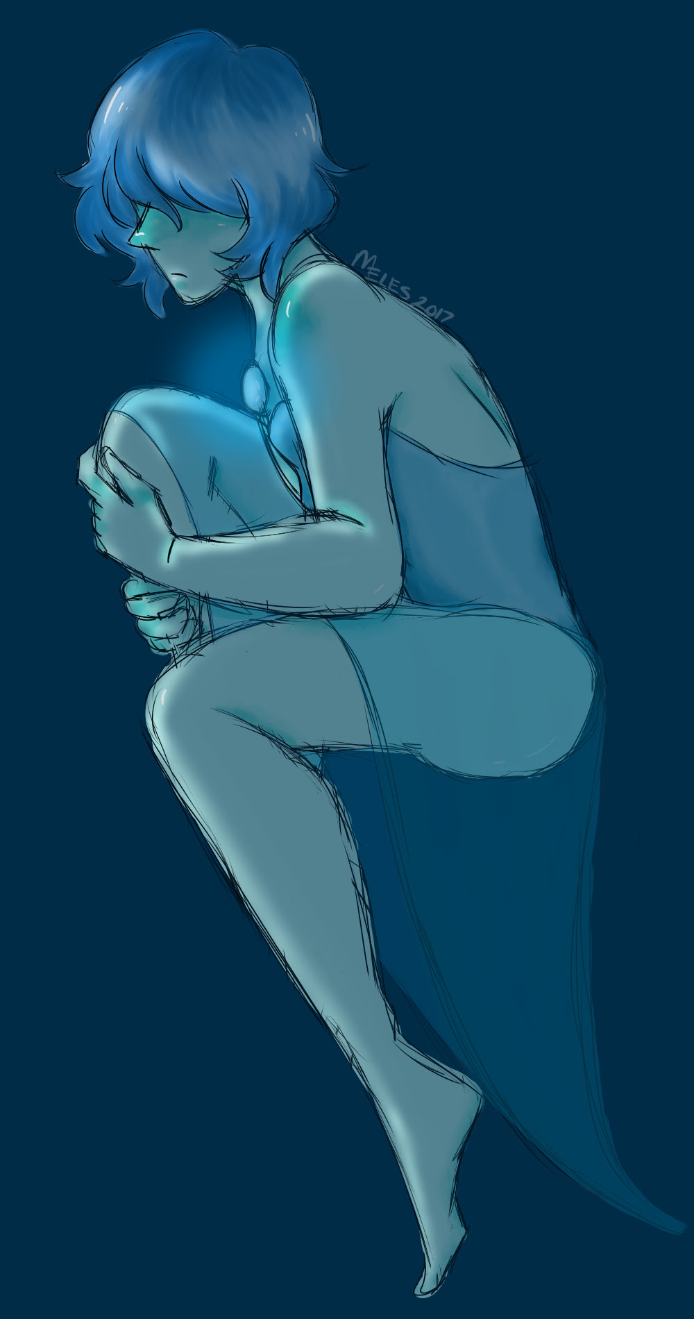 Feeling Blue Reblogs > Likes