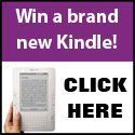 Win a brand new Kindle!