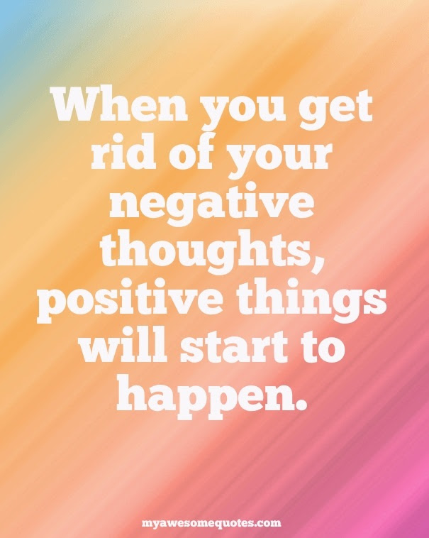Quote About Negativity Awesome Quotes About Life