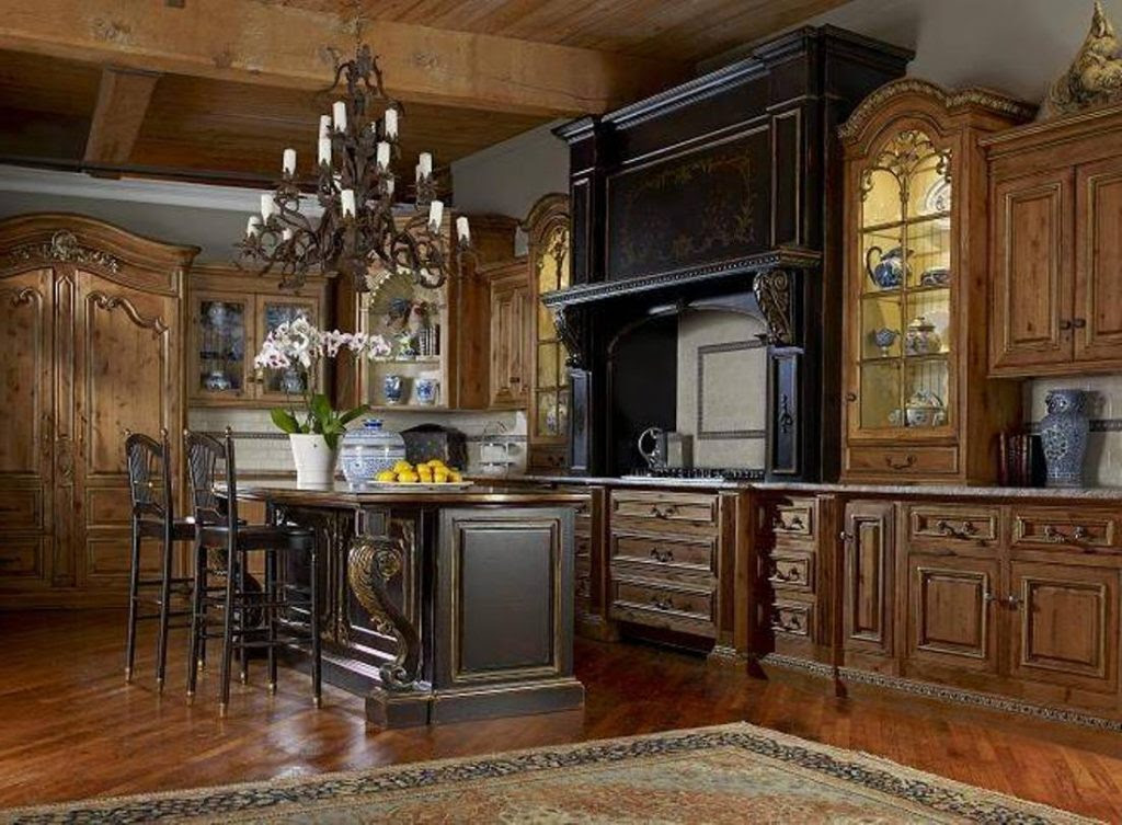 Alluring Tuscan Kitchen Design Ideas with a Warm ...