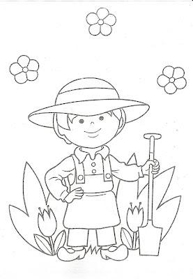Okul öncesi çocuklar Için Ilkbahar çiçek çilek Ağaç Yapımı Siyahco