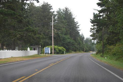 SR 103 north of Klipsan Beach
