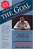 The Goal: A Process of Ongoing Improvement, by Eliyahu M. Goldratt and Jeff Cox