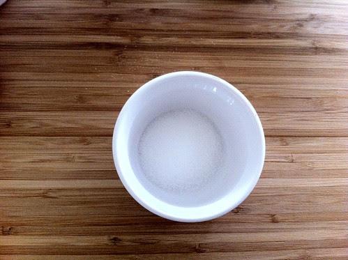 Granulated Sugar for Coating Ramekins