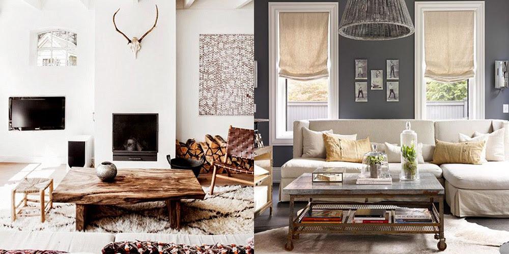 Rustic Chic Home Decor and Interior Design Ideas  Rustic Chic Decorating Inspiration