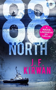 88 North by J.F Kirwan