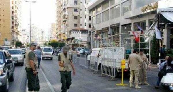 أمن حزب الله في الضاحية
