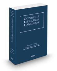 Copyright Litigation Handbook on Westlaw