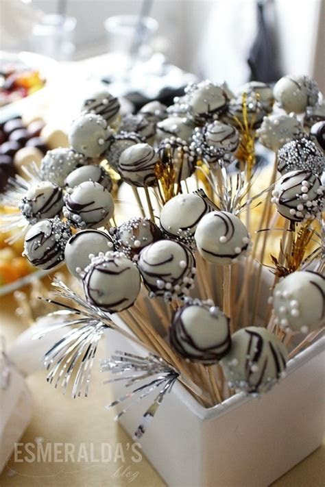 New Year Cake Pops Pictures, Photos, and Images for