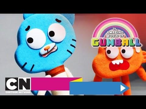 Невероятният свят на Гъмбол - Куклите (от Cartoon Network България)