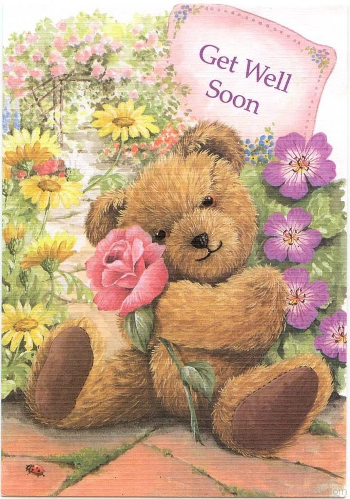 Get Well Soon Pictures, Images, Graphics for Facebook ...
