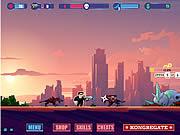 Jogar Central alien agency Jogos