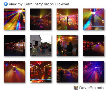 DoverProjects - View my 'Barn Party' set on Flickriver