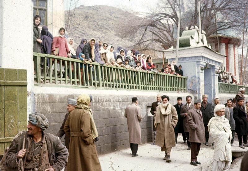 Galeria de fotos do Afeganistão dos anos 50 e 60 49