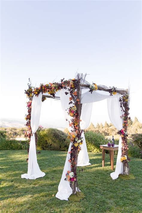 1000  ideas about Fall Wedding Arches on Pinterest