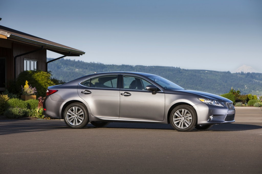 2015 Lexus ES 350 Pictures/Photos Gallery - MotorAuthority
