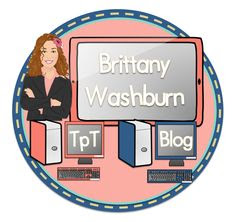 Brittany Washburn Blog. A great place to go to learn tools for integrating technology in your classroom, and lifestyle posts. Don't forget to sign up for the email newsletter to receive member freebies!