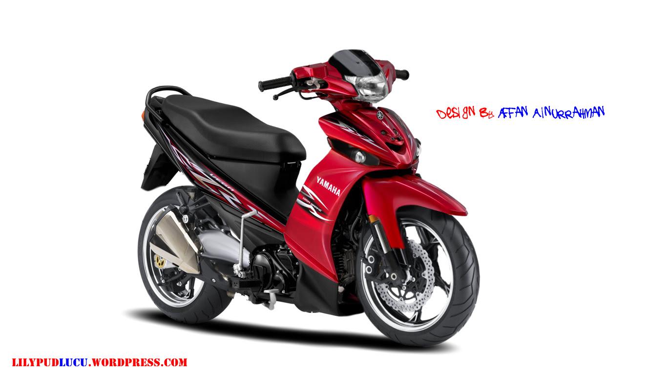 Modifikasi Motor Yamaha Vega