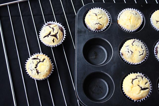 blackbottom cupcakes