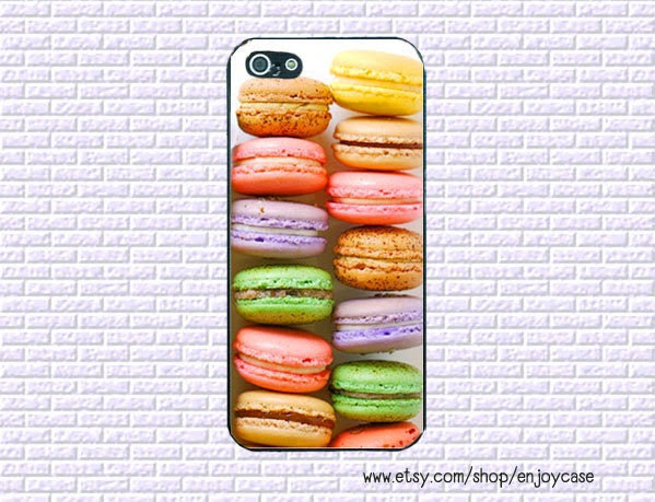 iPhone 5 case , iPhone4/4s case  - Sweet macaron
