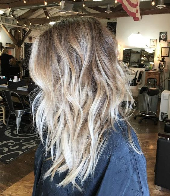 Blonde Hairstyles And Haircuts Ideas Blonde Hair