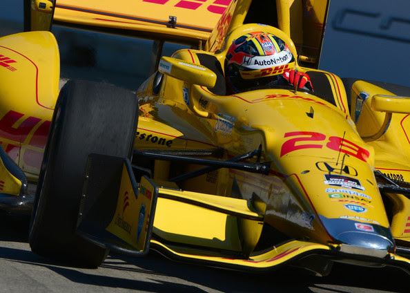 Ryan Hunter-Reay - Raceway on Belle Isle: Day 1