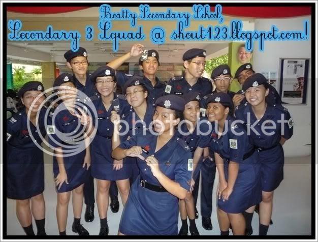 Beatty Secondary School, National Police Cadet Corps (NPCC)